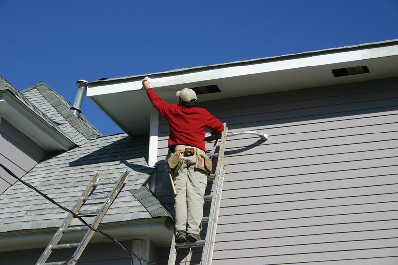 Perkins Roofing Exterior Home Repairs